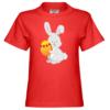 Süßer kleiner Osterhase Kinder T-Shirt