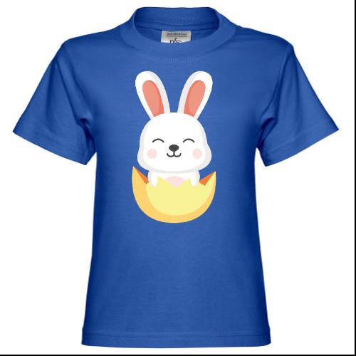 Bunny Easter Egg Kinder T-Shirt