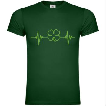 Clover Pulse T-Shirt