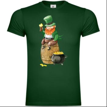 Leprechaun Pot Of Gold T-Shirt