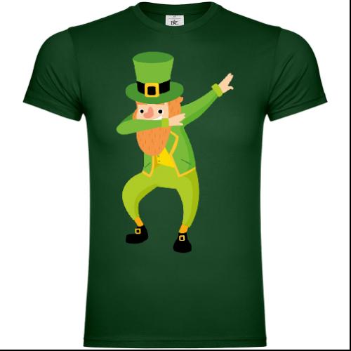 Leprechaun Dab T-Shirt