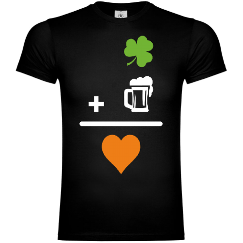 St. Patrick´s Day Addition T-Shirt