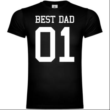 Best Dad 01 T-Shirt