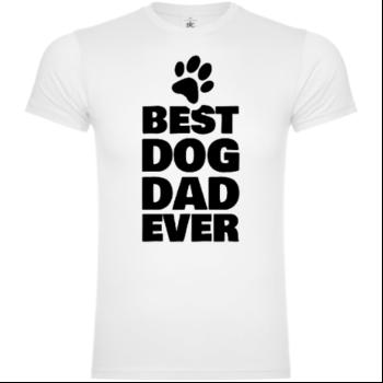Best Dog Dad Ever T-Shirt
