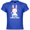My First Christmas Bunny Baby T-Shirt