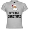 My First Christmas Santa Baby T-Shirt