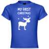 My First Christmas. Baby T-Shirt