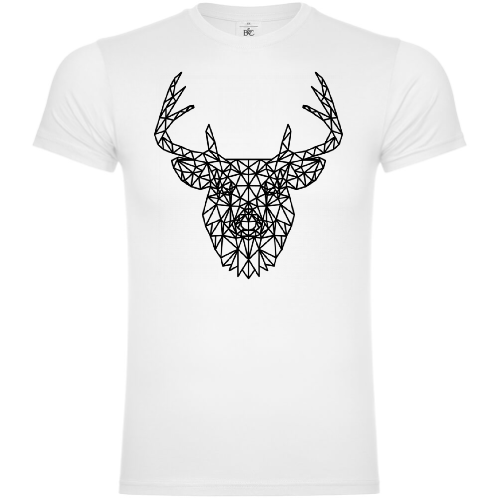 Deer Triangle T-Shirt