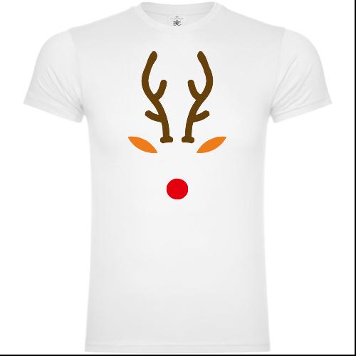 Rudolph The Red Nose Deer T-Shirt