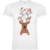 Christmas Decorated Reindeer T-Shirt