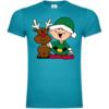 Santa's Little Helper Gnome T-Shirt