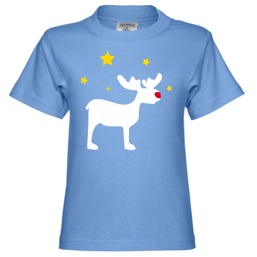 Rudolph the Red Nose Kinder T-Shirt