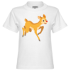 Little Rudolph Illustration Kinder T-Shirt