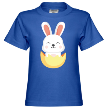 Bunny Easter Egg Kinder T-Shirt