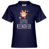 Little Reindeer Rudolph Kinder T-Shirt