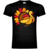 Colourful Turkey T-Shirt