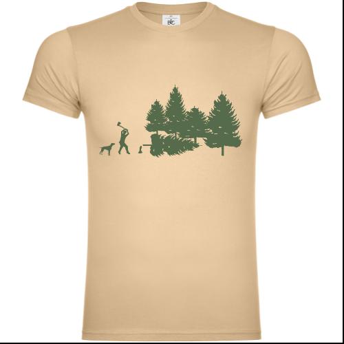 Ranger Cutting Wood T-Shirt