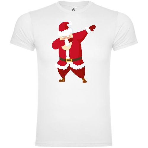 Santa Dabbing T-Shirt