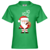 Santa Claus Ho Ho Ho Kinder T-Shirt