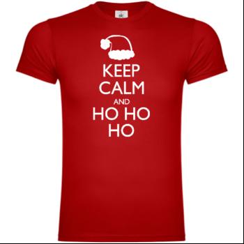 Keep Calm And Ho Ho Ho T-Shirt