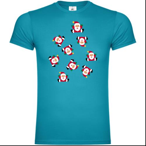 Santa Rain T-Shirt