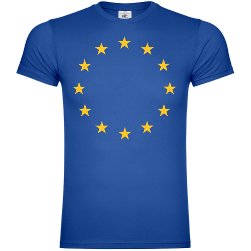 European EU Stars T-Shirt