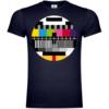 No Signal TV Test Screen T-Shirt