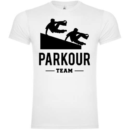 Parkour Team T-Shirt