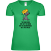 Early Bird Second Mouse Frauen T-Shirt