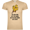 The Early Bird vs. The Early Worm T-Shirt
