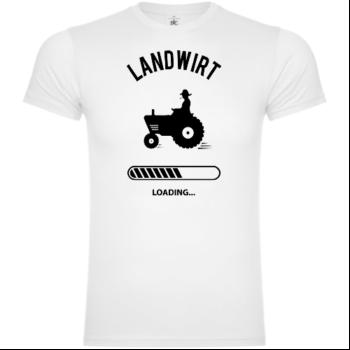 Landwirt Loading T-Shirt
