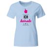 Ich heirate Frauen T-Shirt