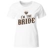 I'm The Bride Frauen T-Shirt