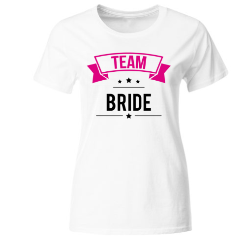 Team Bride Classic Frauen T-Shirt