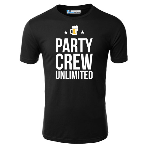 Party Crew Unlimited T-Shirt