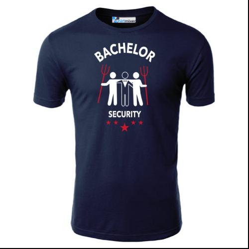 Bachelor Security T-Shirt