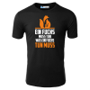 Ein Fuchs muss tun was ein Fuchs tun muss T-Shirt