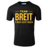 Team Breit einer geht noch T-Shirt