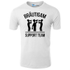 Bräutigam Support Team T-Shirt