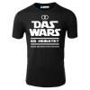 Das Wars er heiratet möge die Macht mit ihm sein T-Shirt