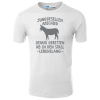 Junggesellenabschied genug geritten T-Shirt