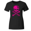 Biker Baby Frauen T-Shirt