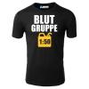 Blutgruppe 1:50 T-Shirt