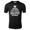 Prinzen kommen mit dem Motorrad T-Shirt