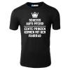 Echte Prinzen kommen mit dem Fahrrad T-Shirt