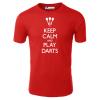 Keep Calm and Play Darts T-Shirt