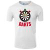 Tripple Bullseye Darts Dartboard T-Shirt