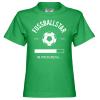 Fussballstar in Progress Kinder T-Shirt