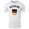 Deutschland Fan Flagge T-Shirt