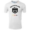 German Emblem With 4 Stars T-Shirt